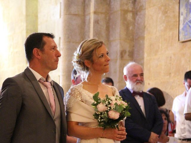 Le mariage de Frédéric et Céline à Gours, Gironde 9