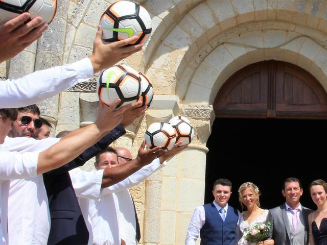 Le mariage de Frédéric et Céline à Gours, Gironde 10