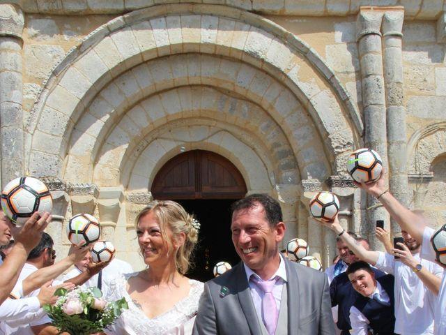 Le mariage de Frédéric et Céline à Gours, Gironde 11