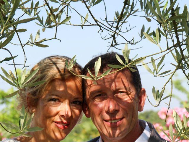 Le mariage de Frédéric et Céline à Gours, Gironde 12