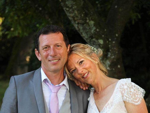 Le mariage de Frédéric et Céline à Gours, Gironde 17