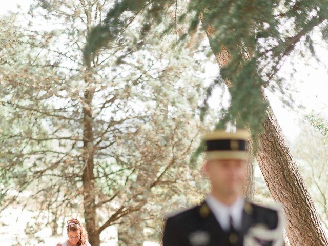 Le mariage de Alexandre et Angélique à Pierrefeu-du-Var, Var 27