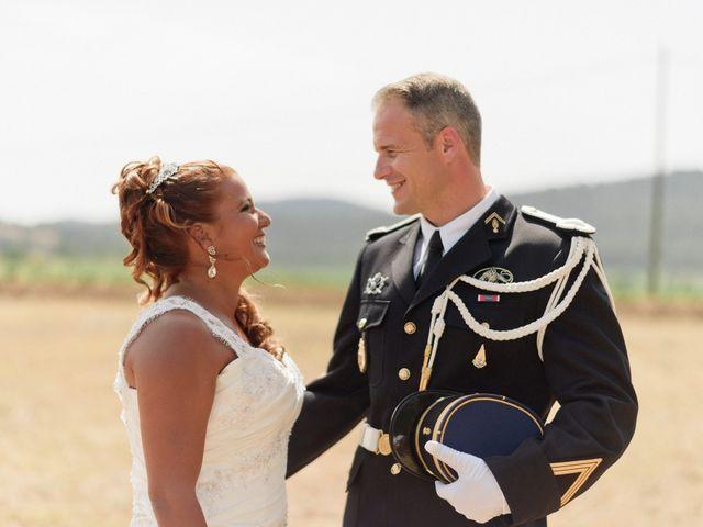 Le mariage de Alexandre et Angélique à Pierrefeu-du-Var, Var 38
