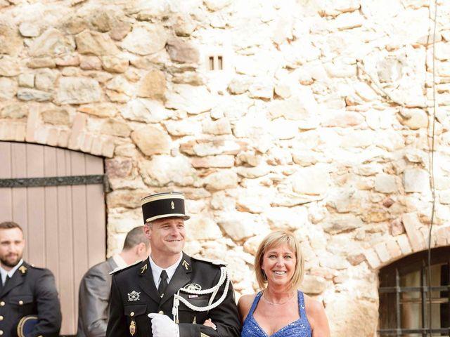 Le mariage de Alexandre et Angélique à Pierrefeu-du-Var, Var 63