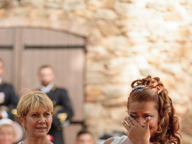 Le mariage de Alexandre et Angélique à Pierrefeu-du-Var, Var 68