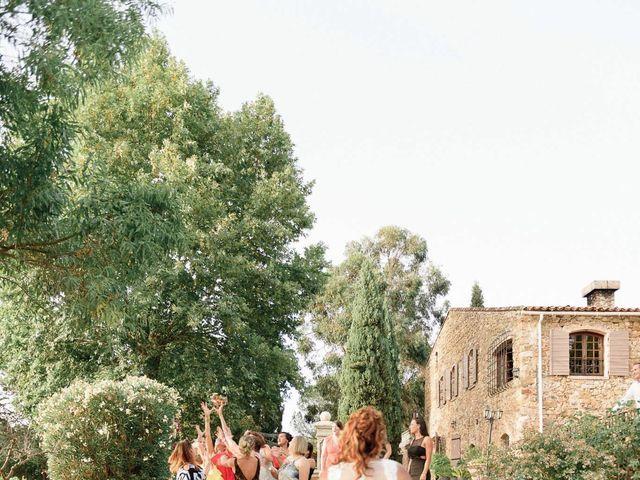 Le mariage de Alexandre et Angélique à Pierrefeu-du-Var, Var 84