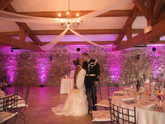 Le mariage de Alexandre et Angélique à Pierrefeu-du-Var, Var 96