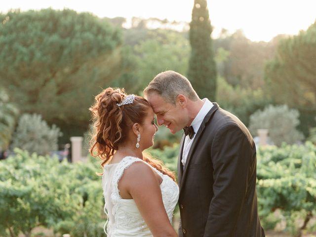 Le mariage de Alexandre et Angélique à Pierrefeu-du-Var, Var 103