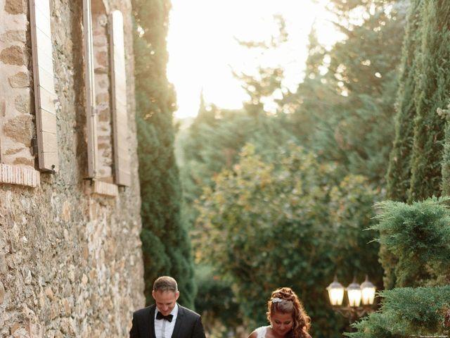 Le mariage de Alexandre et Angélique à Pierrefeu-du-Var, Var 105