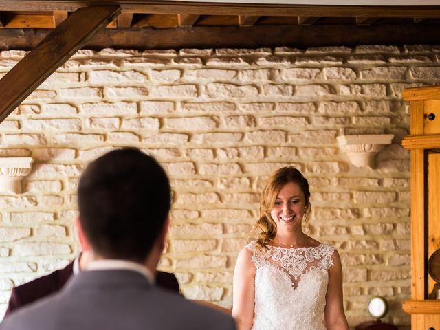 Le mariage de Jérémy et Julie à Cambremer, Calvados 10