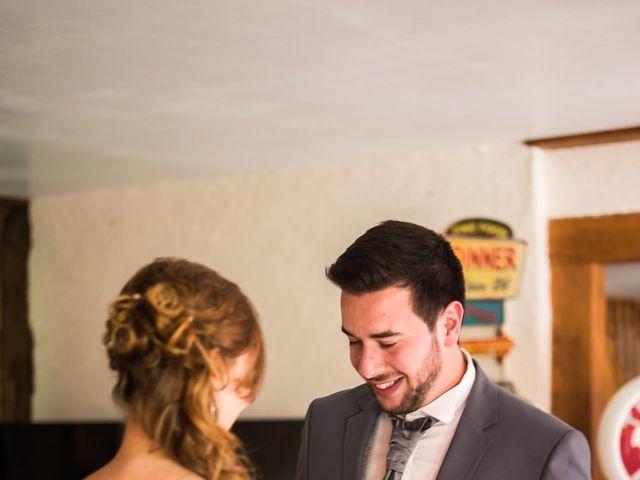 Le mariage de Jérémy et Julie à Cambremer, Calvados 12