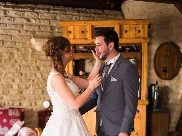 Le mariage de Jérémy et Julie à Cambremer, Calvados 13