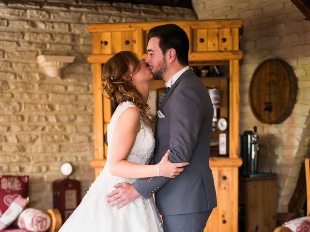 Le mariage de Jérémy et Julie à Cambremer, Calvados 14