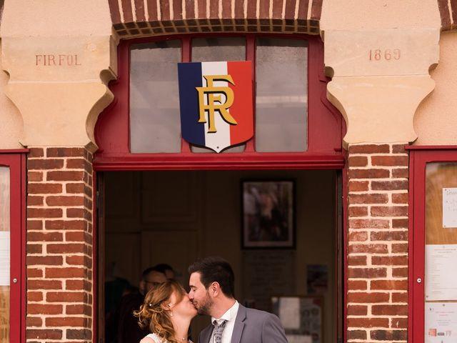 Le mariage de Jérémy et Julie à Cambremer, Calvados 21