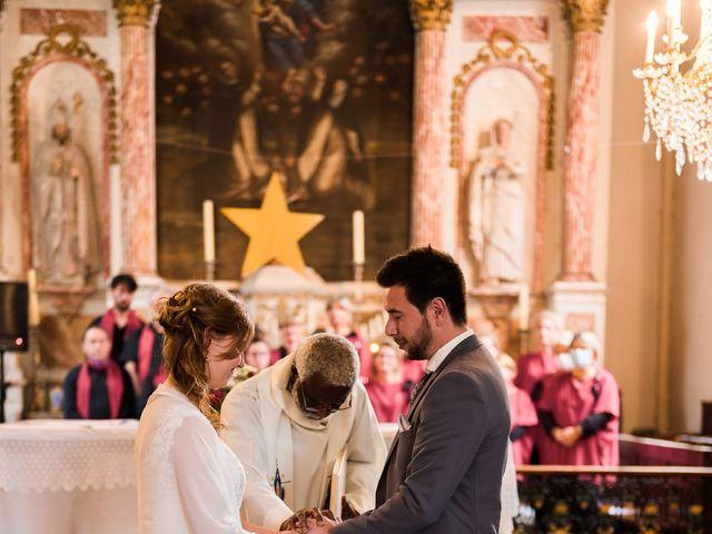 Le mariage de Jérémy et Julie à Cambremer, Calvados 26
