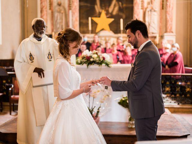 Le mariage de Jérémy et Julie à Cambremer, Calvados 27