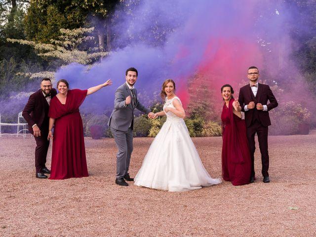Le mariage de Jérémy et Julie à Cambremer, Calvados 34