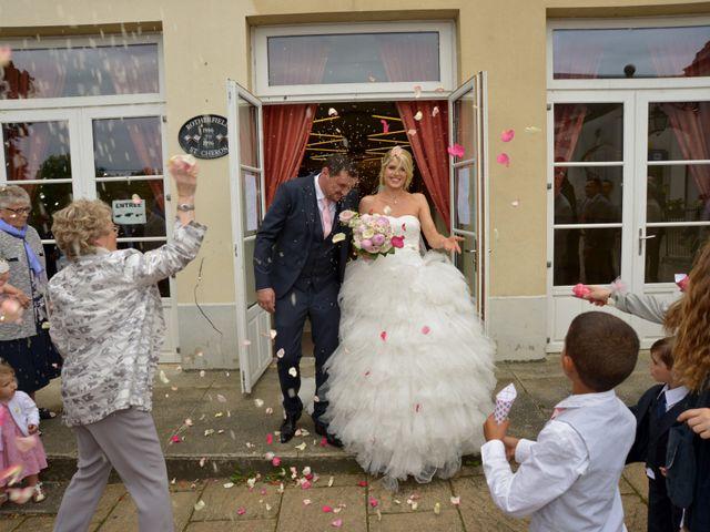 Le mariage de Thomas et Virginie à Saint-Chéron, Essonne 10