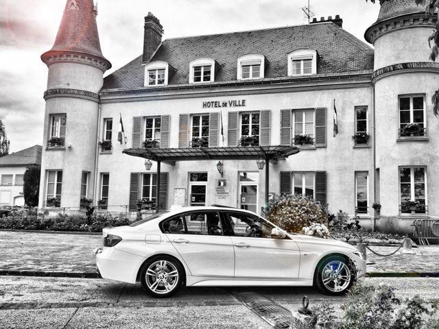 Le mariage de Thomas et Virginie à Saint-Chéron, Essonne 11