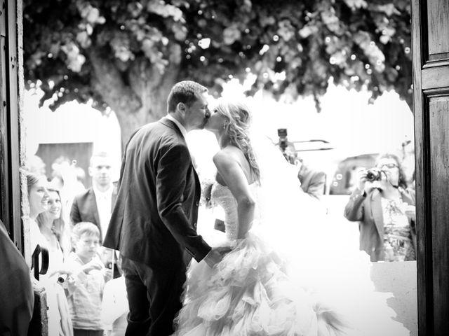 Le mariage de Thomas et Virginie à Saint-Chéron, Essonne 20