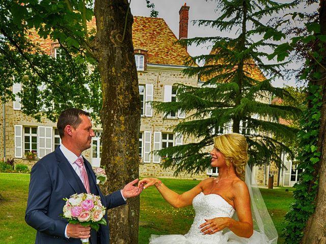 Le mariage de Thomas et Virginie à Saint-Chéron, Essonne 45