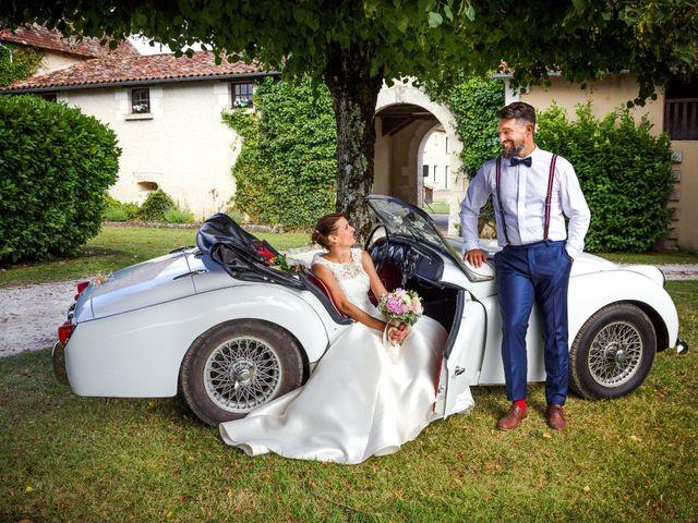 Le mariage de Gregory et Virginie à Coulounieix-Chamiers, Dordogne 11