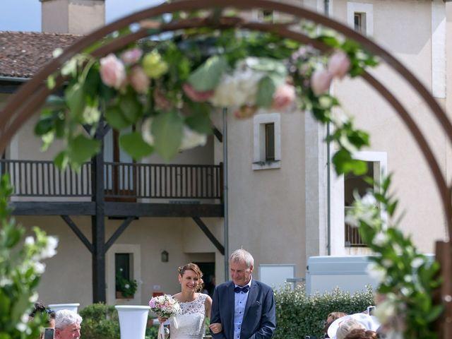 Le mariage de Gregory et Virginie à Coulounieix-Chamiers, Dordogne 19
