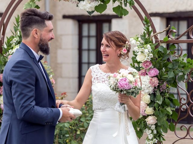 Le mariage de Gregory et Virginie à Coulounieix-Chamiers, Dordogne 20