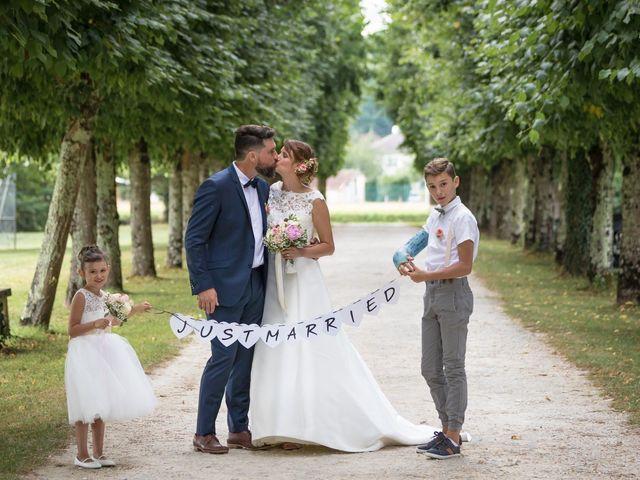 Le mariage de Gregory et Virginie à Coulounieix-Chamiers, Dordogne 21
