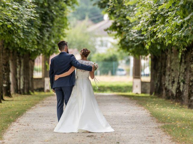 Le mariage de Gregory et Virginie à Coulounieix-Chamiers, Dordogne 22