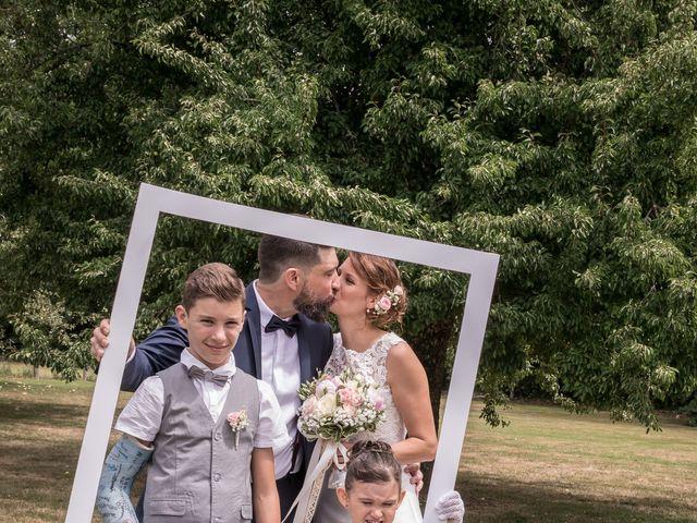 Le mariage de Gregory et Virginie à Coulounieix-Chamiers, Dordogne 35