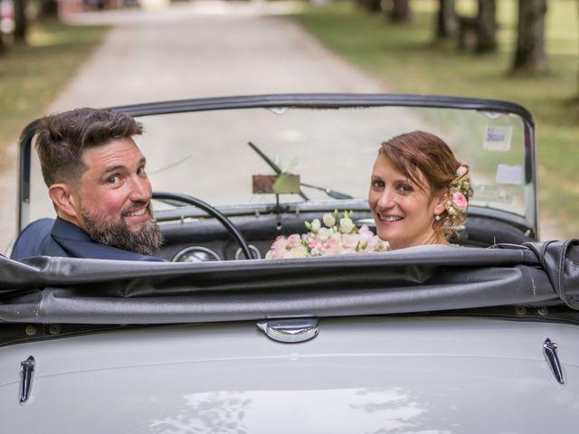 Le mariage de Gregory et Virginie à Coulounieix-Chamiers, Dordogne 36