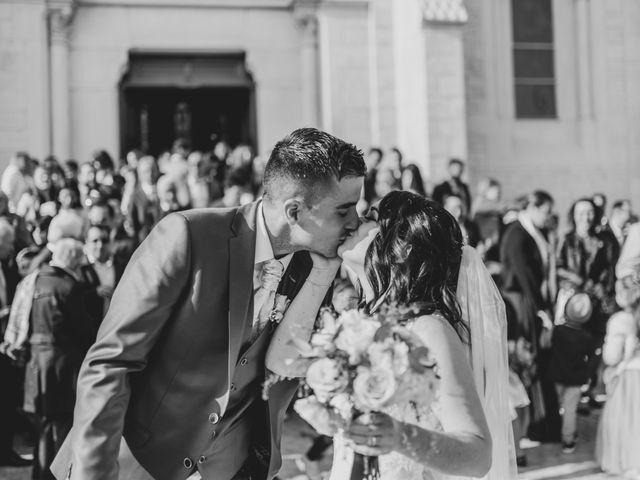 Le mariage de Julien et Mélanie à Légny, Rhône 22