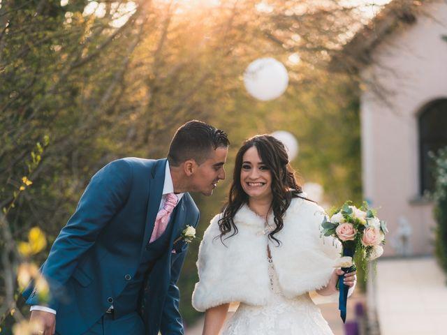 Le mariage de Julien et Mélanie à Légny, Rhône 29