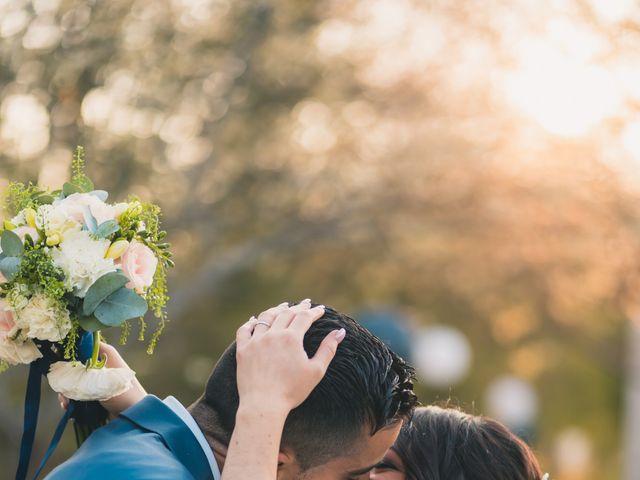 Le mariage de Julien et Mélanie à Légny, Rhône 32