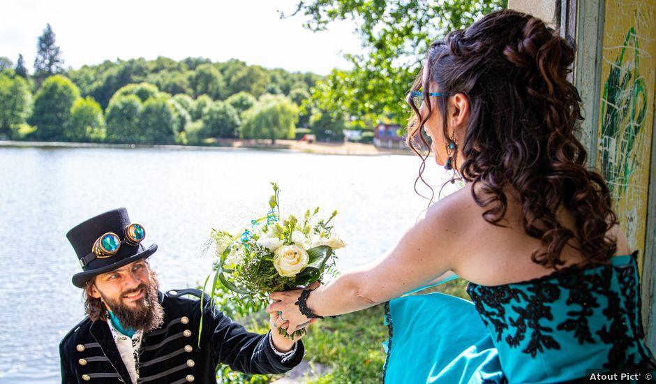 Le mariage de Cyril et Emilie à Braye sur Maulne, Indre-et-Loire
