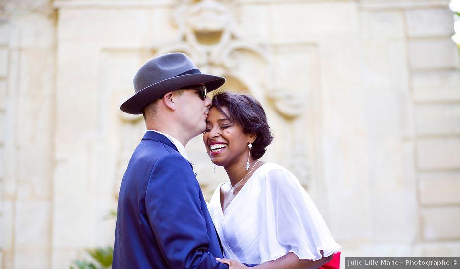 Le mariage de Julien et Betty à Villenoy, Seine-et-Marne