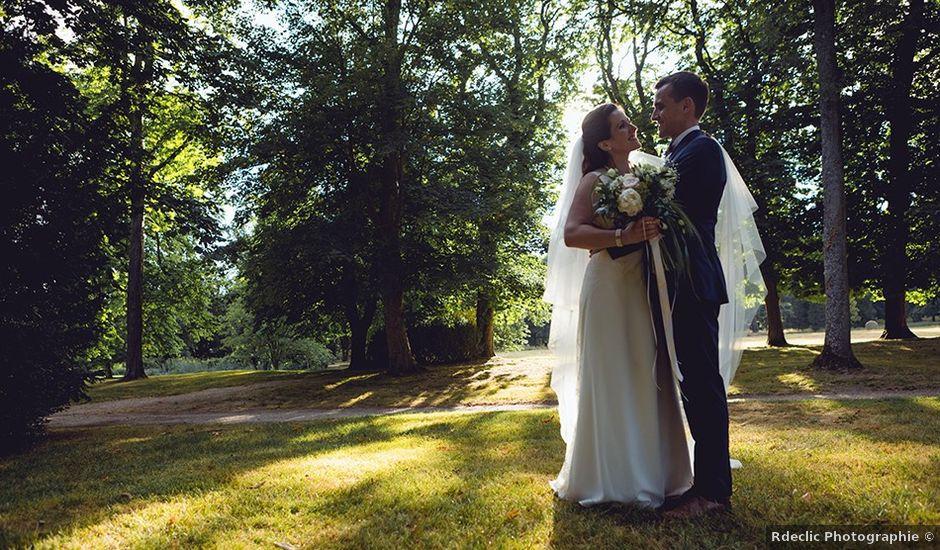 Le mariage de Gabriel et Virginie à Courson-Monteloup, Essonne
