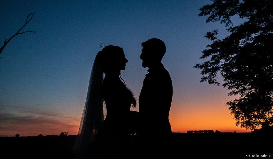 Le mariage de Baptiste et Emilie à Coulommes, Seine-et-Marne