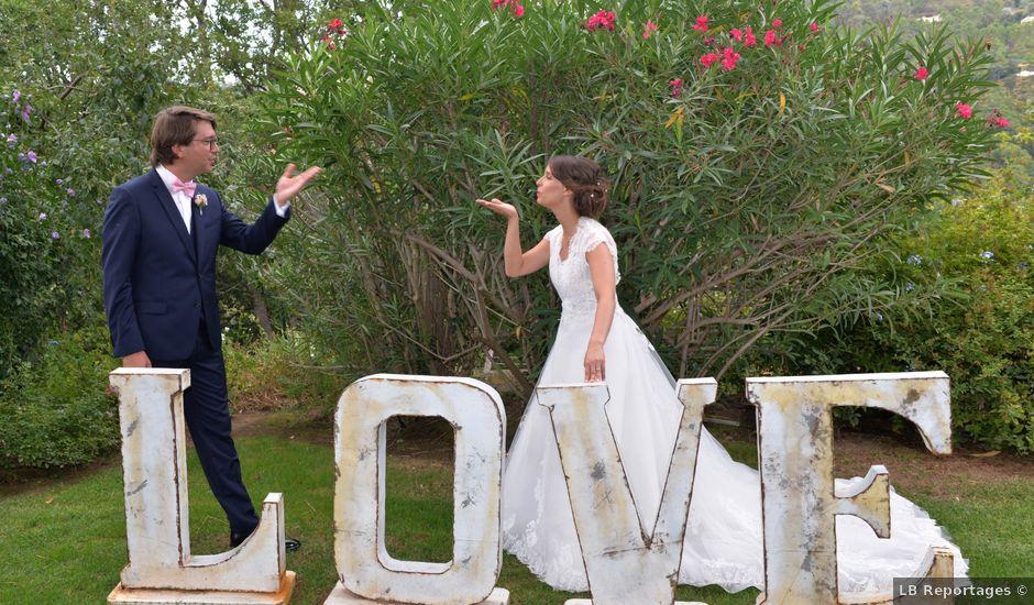 Le mariage de Bastien et Florence à Le Cannet, Alpes-Maritimes