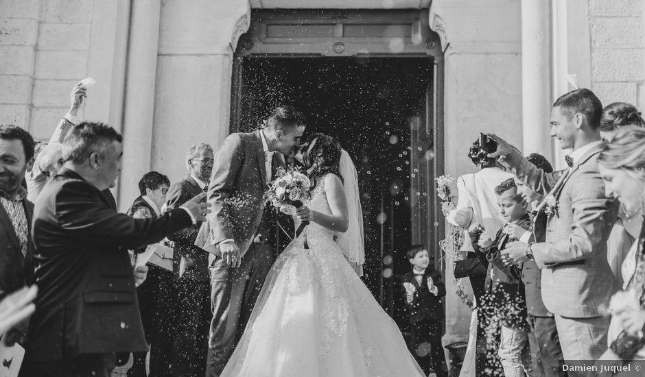 Le mariage de Julien et Mélanie à Légny, Rhône