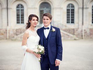 Le mariage de Elise et Jean-Charles