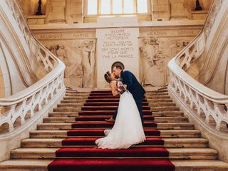 Le mariage de Gill  et Joëla