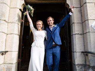Le mariage de Clémence et Grégoire