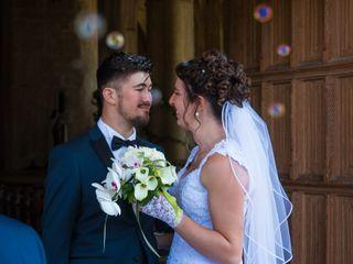 Le mariage de Elodie  et DOURLENS
