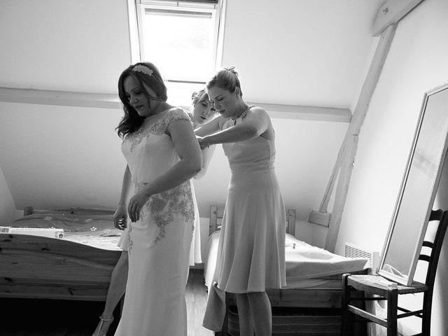 Le mariage de Simon et Karen à Neufchâtel-en-Bray, Seine-Maritime 10