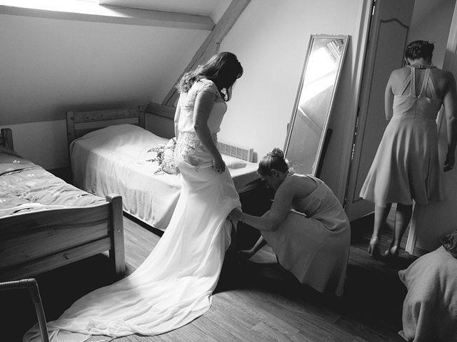 Le mariage de Simon et Karen à Neufchâtel-en-Bray, Seine-Maritime 11