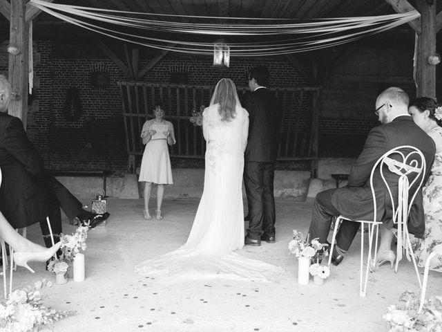 Le mariage de Simon et Karen à Neufchâtel-en-Bray, Seine-Maritime 32