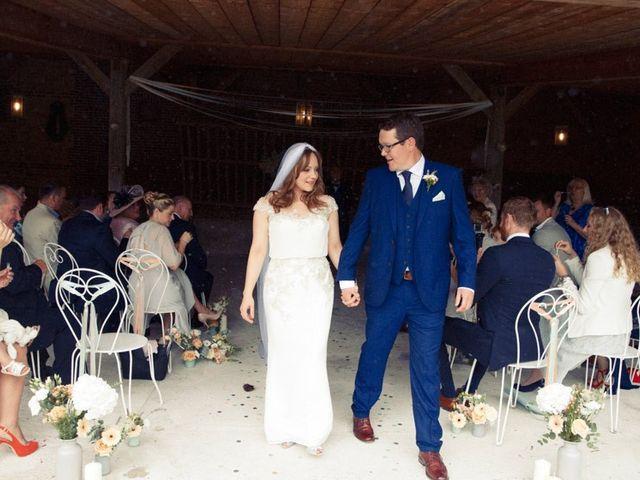 Le mariage de Simon et Karen à Neufchâtel-en-Bray, Seine-Maritime 37