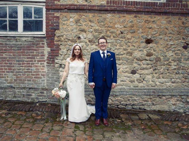 Le mariage de Simon et Karen à Neufchâtel-en-Bray, Seine-Maritime 59